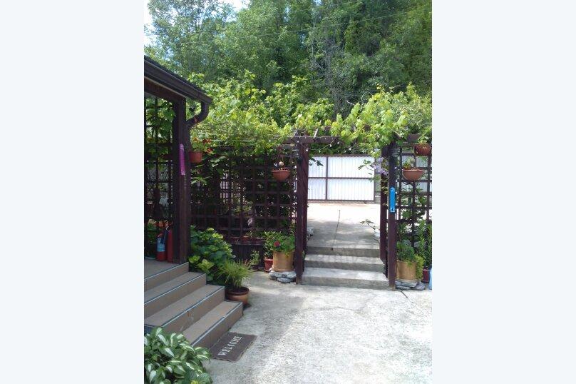 Домик Люкс 4-х мест 2-х комнатный с кухней, 35 кв.м. на 4 человека, 2 спальни, Енисейская улица, 4, Лоо - Фотография 73