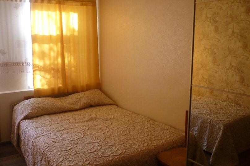Комфортабельный часть дома под ключ около моря, 45 кв.м. на 5 человек, 2 спальни, Краснофлотская улица, 103, Ейск - Фотография 16