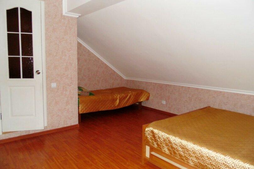 Четырехместный номер, улица Агафонова, 96Б, Черноморское - Фотография 3