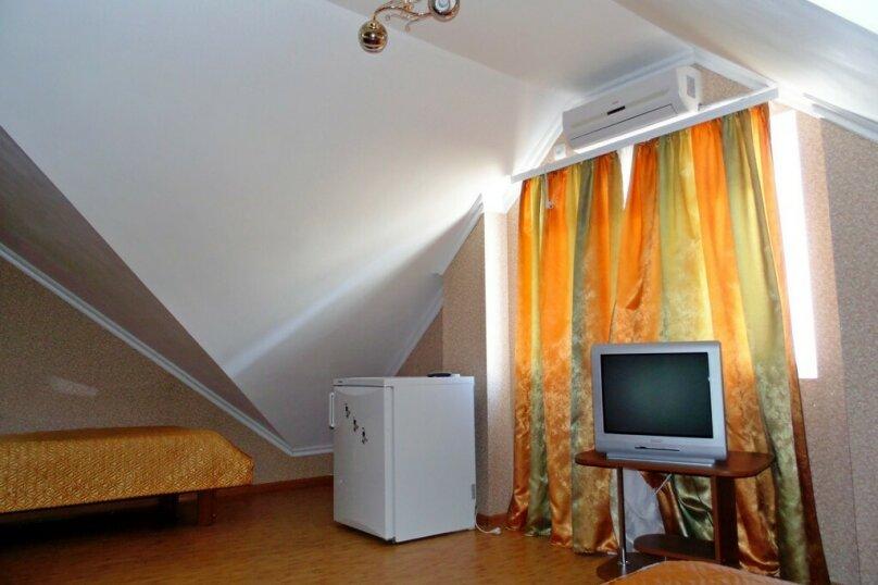 Четырехместный номер, улица Агафонова, 96Б, Черноморское - Фотография 4