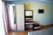 Однокомнатный трехместный с  отдельным входом и террасой, улица Гагарина, 46, район горы Фирейная , Судак с балконом - Фотография 3