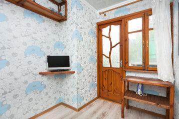 Небольшой отдельный домик на 2х человек:  Номер, Эконом, 2-местный, 1-комнатный, Гостевой дом в центре Симеиза, Советская улица, 7 на 5 номеров - Фотография 3