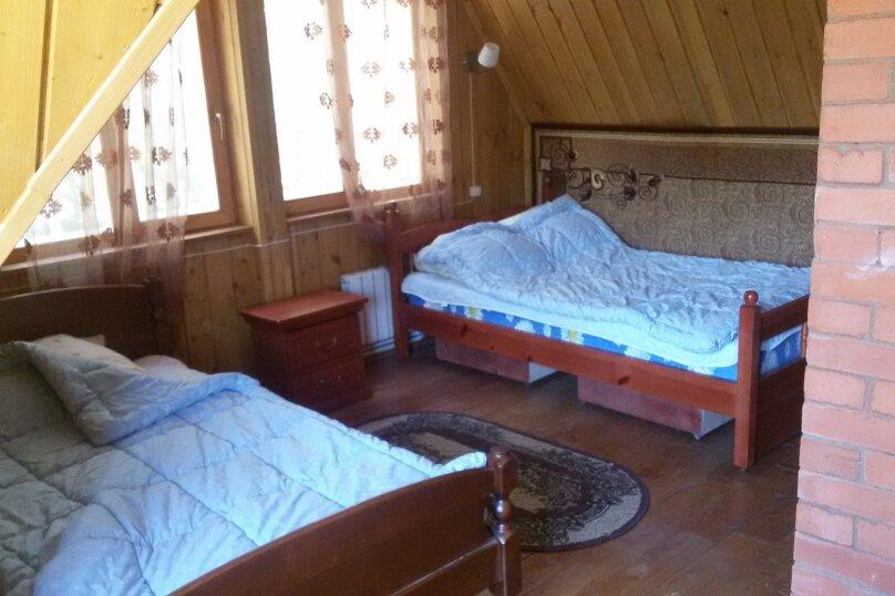 Коттедж 85 м² на участке 6 соток, 85 кв.м. на 8 человек, 2 спальни,  д. Заплавье, ул.Лесная, 4, Осташков - Фотография 9