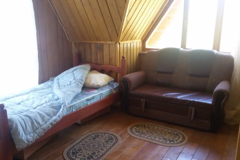 Коттедж 85 м² на участке 6 соток, 85 кв.м. на 8 человек, 2 спальни,  д. Заплавье, ул.Лесная, 4, Осташков - Фотография 10