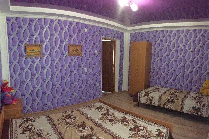 Коттедж на 6 чел. 2-х комнатный с кухней- столовой., 48 кв.м. на 6 человек, 2 спальни, с Морское Мартынова, 31, Морское - Фотография 23
