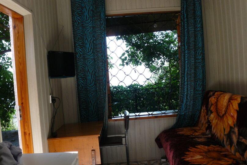 Домик с террасой, фонтаном и видом на море. , 25 кв.м. на 4 человека, 1 спальня, улица Говыриных, 8, Алупка - Фотография 6