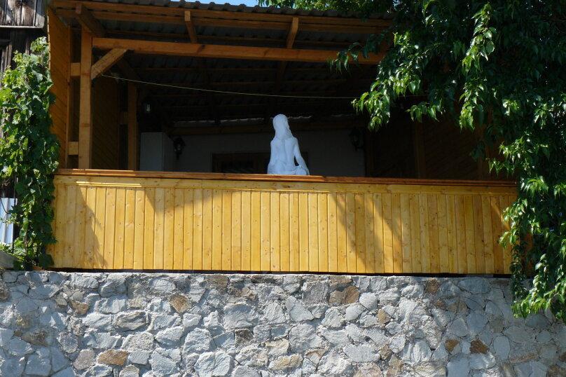 Домик с террасой, фонтаном и видом на море. , 25 кв.м. на 4 человека, 1 спальня, улица Говыриных, 8, Алупка - Фотография 9