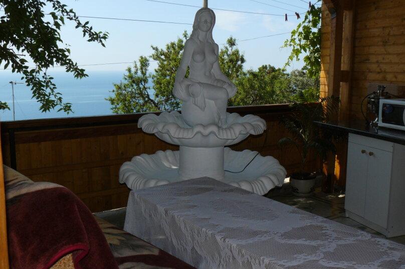 Домик с террасой, фонтаном и видом на море. , 25 кв.м. на 4 человека, 1 спальня, улица Говыриных, 8, Алупка - Фотография 11