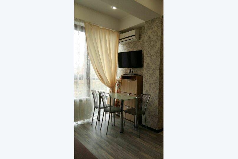 1-комн. квартира, 30 кв.м. на 4 человека, улица Просвещения, 148, Адлер - Фотография 17
