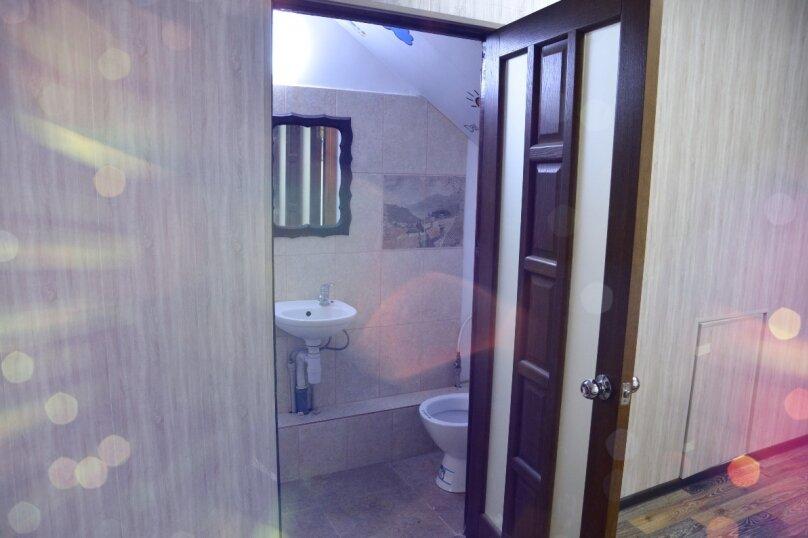 Сдам 2х этажный дом на берегу моря, 70 кв.м. на 5 человек, 2 спальни, улица Морская, 17, Мирный, Крым - Фотография 5