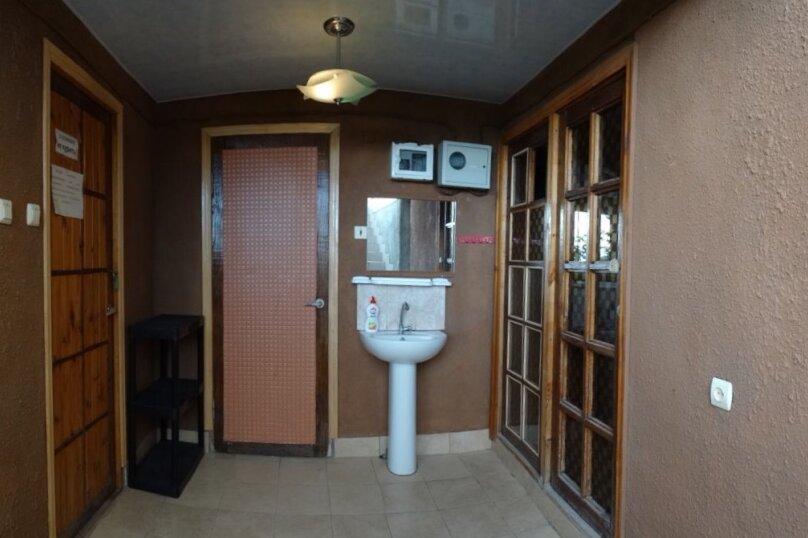 Домик с террасой (эконом класс для 2-4 чел) на 4 человека, 1 спальня, улица Моряков, 18, Лазаревское - Фотография 3