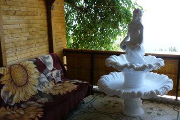 Домик с террасой, фонтаном и видом на море. , 25 кв.м. на 4 человека, 1 спальня, улица Говыриных, 8, Алупка - Фотография 1