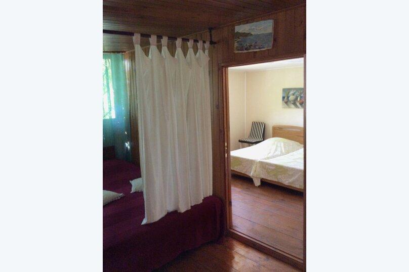 Домик у моря в Сатере, ЮБК, 31 кв.м. на 4 человека, 2 спальни, 18 км трассы Алушта-Судак, Сатера, Родничок, 9, Сатера - Фотография 3