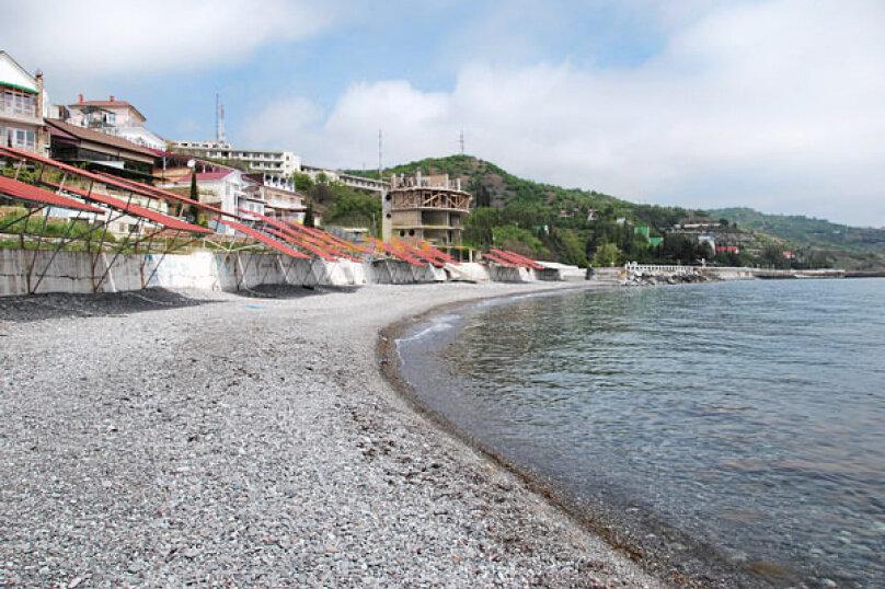 Домик у моря в Сатере, ЮБК, 31 кв.м. на 4 человека, 2 спальни, 18 км трассы Алушта-Судак, Сатера, Родничок, 9, Сатера - Фотография 24