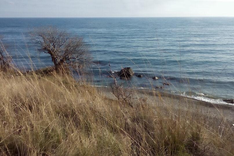 Домик у моря в Сатере, ЮБК, 31 кв.м. на 4 человека, 2 спальни, 18 км трассы Алушта-Судак, Сатера, Родничок, 9, Сатера - Фотография 26