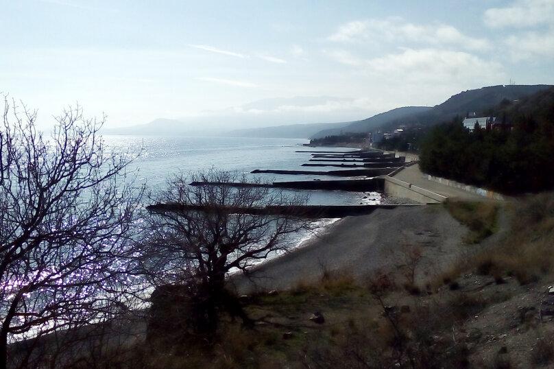 Домик у моря в Сатере, ЮБК, 31 кв.м. на 4 человека, 2 спальни, 18 км трассы Алушта-Судак, Сатера, Родничок, 9, Сатера - Фотография 27