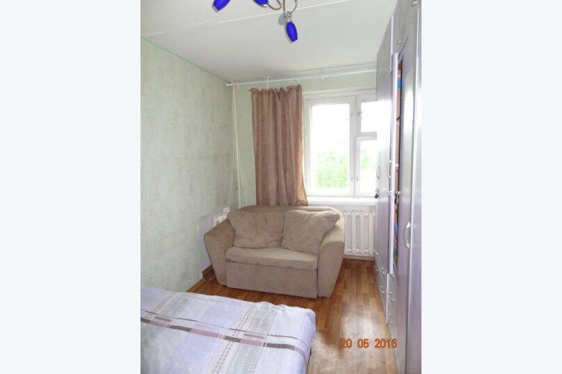 2-комн. квартира, 51 кв.м. на 6 человек, переулок Герцена, 6к2, Ярославль - Фотография 3