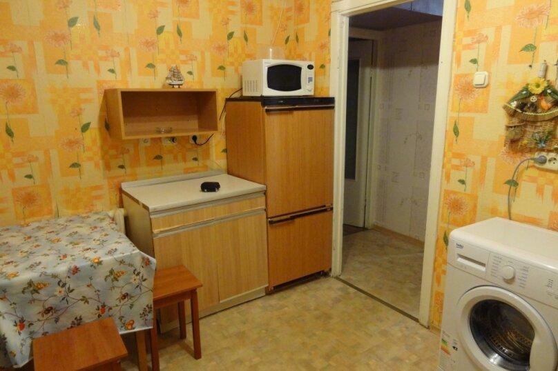 2-комн. квартира, 51 кв.м. на 6 человек, переулок Герцена, 6к2, Ярославль - Фотография 9