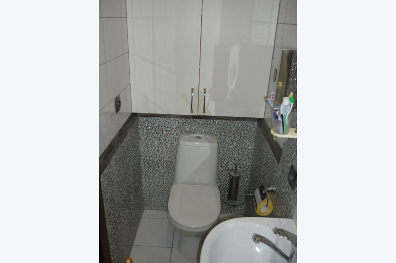 Дом под ключ, 45 кв.м. на 4 человека, 2 спальни, Черноморская улица, 1А, Ольгинка - Фотография 4