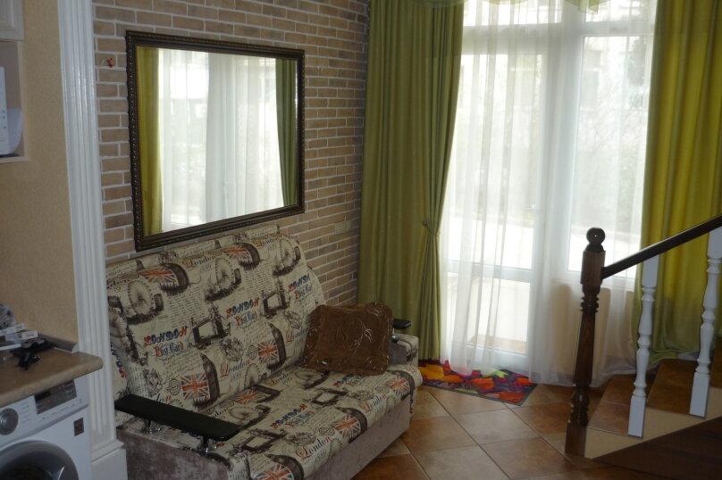 Дом под ключ, 45 кв.м. на 4 человека, 2 спальни, Черноморская улица, 1А, Ольгинка - Фотография 6