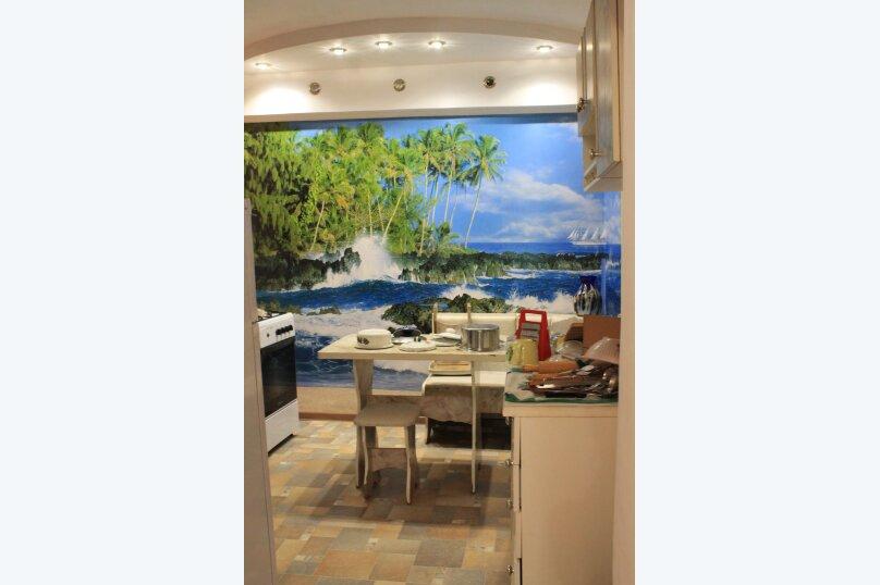 Двух-комнатный (цокольный этаж) с кухней, Уютная, 21, село Андреевка - Фотография 1