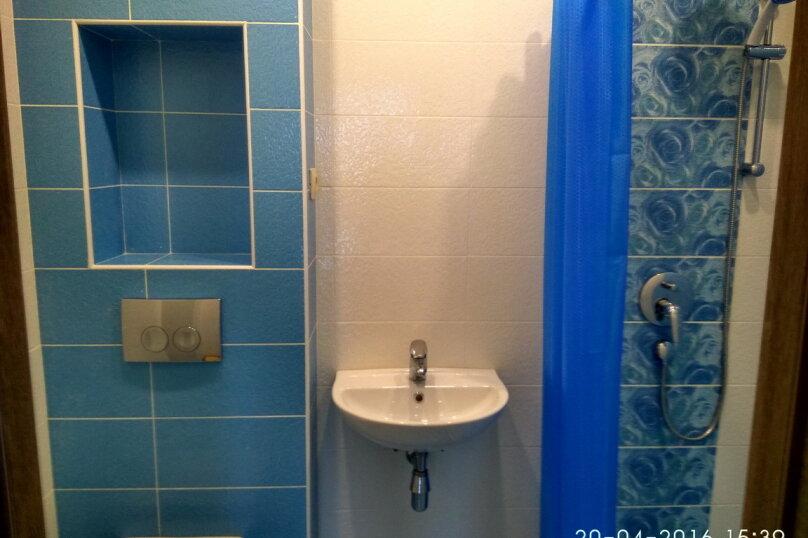 Коттедж с бассейном и сауной, 134 кв.м. на 4 человека, 2 спальни,  Лазурная , 6, Молочное - Фотография 2
