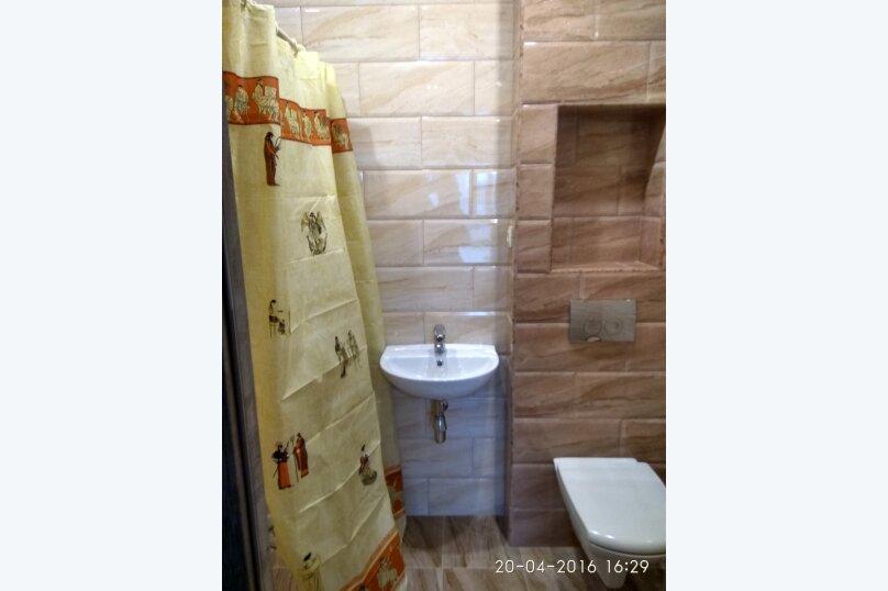Коттедж с бассейном и сауной, 134 кв.м. на 4 человека, 2 спальни,  Лазурная , 6, Молочное - Фотография 3