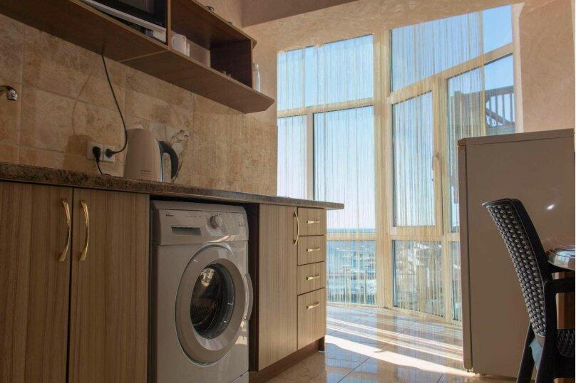 3-комн. квартира, 80 кв.м. на 4 человека, улица Космонавтов, 10, Форос - Фотография 2