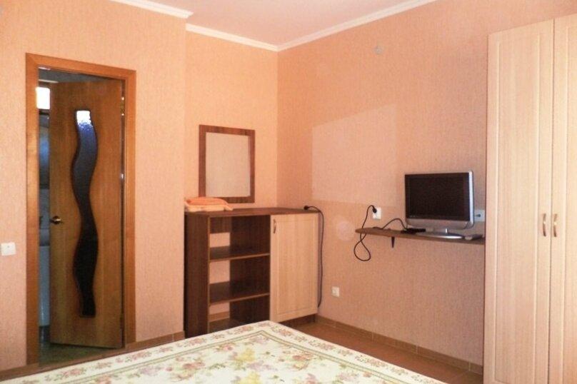 2-х местный (двухспальная кровать), Первомайский переулок, 2А, Геленджик - Фотография 1