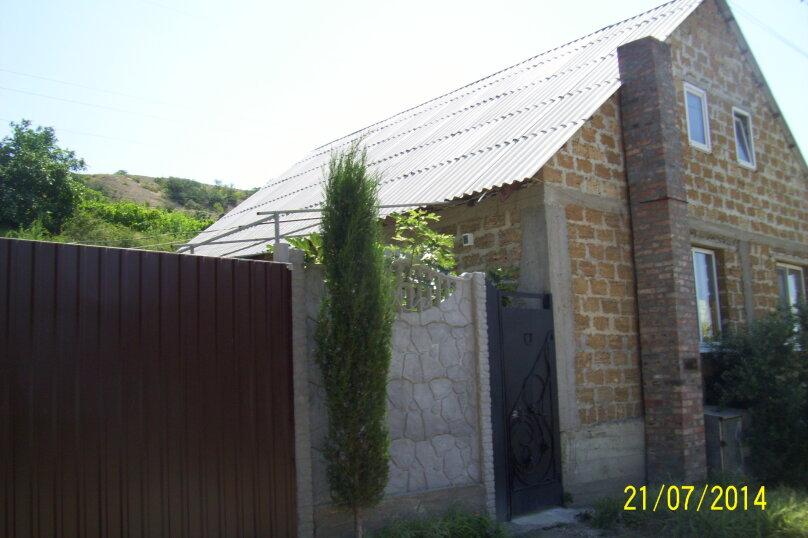 Дом, 100 кв.м. на 6 человек, 3 спальни, улица Мартынова, 45А, Морское - Фотография 2