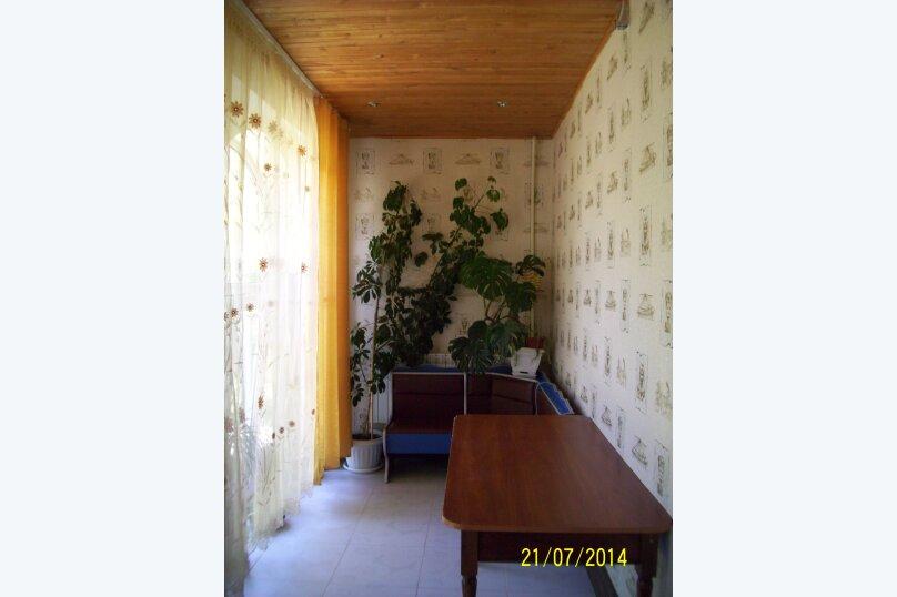 Дом, 100 кв.м. на 6 человек, 3 спальни, улица Мартынова, 45А, Морское - Фотография 3