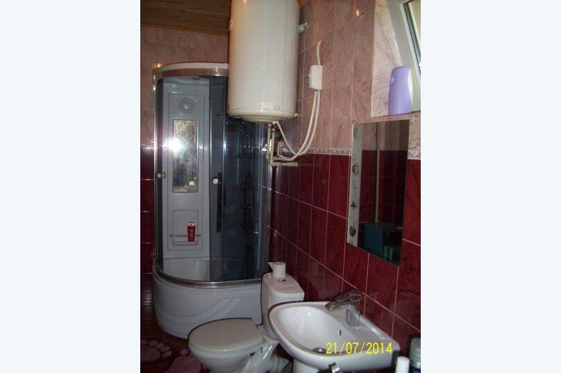 Дом, 100 кв.м. на 6 человек, 3 спальни, улица Мартынова, 45А, Морское - Фотография 4