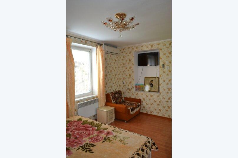 Дом по ул. Севастопольское шоссе., 50 кв.м. на 5 человек, 3 спальни, Севастопольское шоссе, 17, Алупка - Фотография 5
