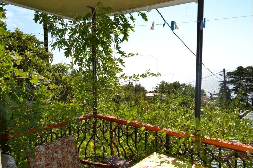 Дом по ул. Севастопольское шоссе., 50 кв.м. на 5 человек, 3 спальни, Севастопольское шоссе, 17, Алупка - Фотография 15