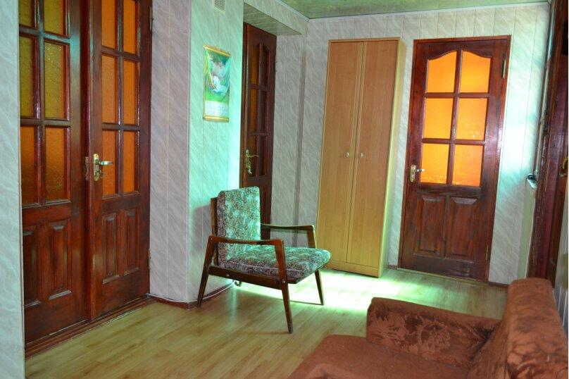 Дом по ул. Севастопольское шоссе., 50 кв.м. на 5 человек, 3 спальни, Севастопольское шоссе, 17, Алупка - Фотография 22