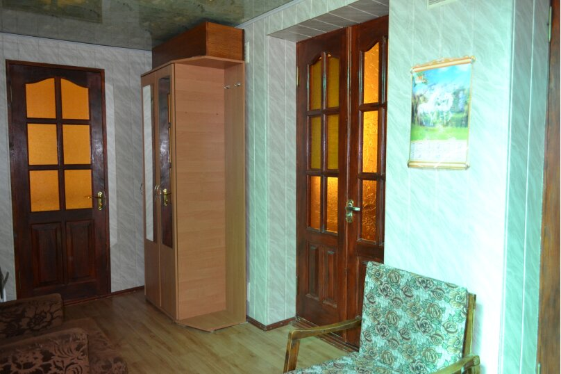 Дом по ул. Севастопольское шоссе., 50 кв.м. на 5 человек, 3 спальни, Севастопольское шоссе, 17, Алупка - Фотография 23
