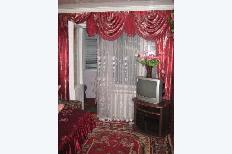 1-комн. квартира, 45 кв.м. на 5 человек, улица Лермонтова, 82, Анапа - Фотография 4