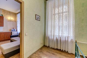 2-комн. квартира, 55 кв.м. на 5 человек, набережная реки Фонтанки, метро Маяковская, Санкт-Петербург - Фотография 4