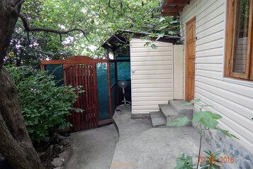 Домик  отдельный   в  тихом  месте, 25 кв.м. на 3 человека, 1 спальня, Щепкина, 1, Алупка - Фотография 4