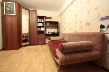 1-комн. квартира, 33 кв.м. на 4 человека, проспект Шаумяна, 47, метро Новочеркасская, Санкт-Петербург - Фотография 3