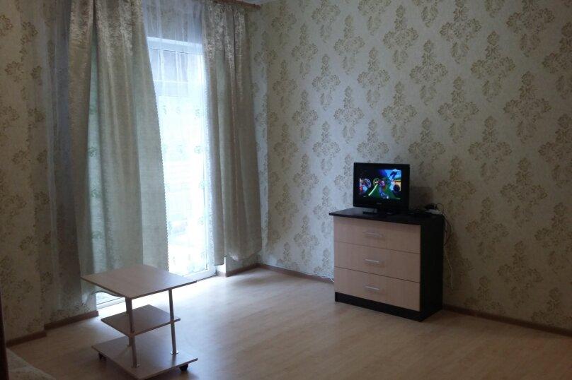 2-комн. квартира, 52 кв.м. на 10 человек, улица Адмирала Серебрякова, 22, Геленджик - Фотография 3
