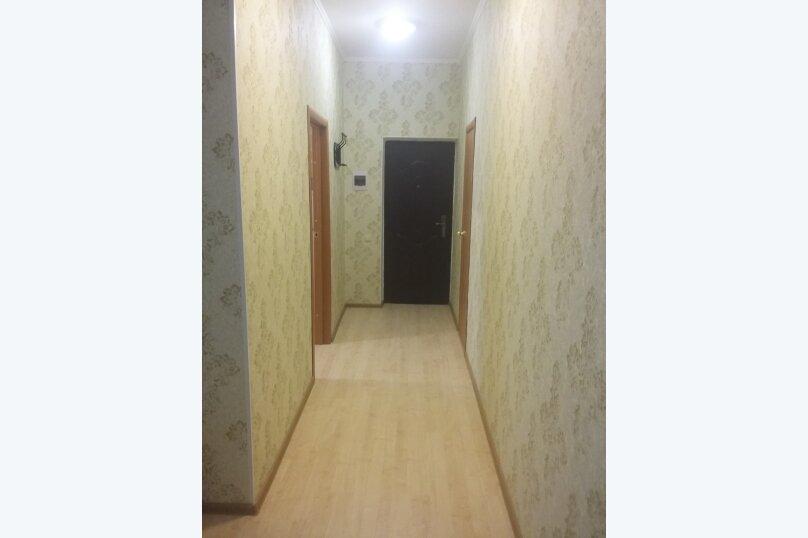 2-комн. квартира, 52 кв.м. на 10 человек, улица Адмирала Серебрякова, 22, Геленджик - Фотография 6