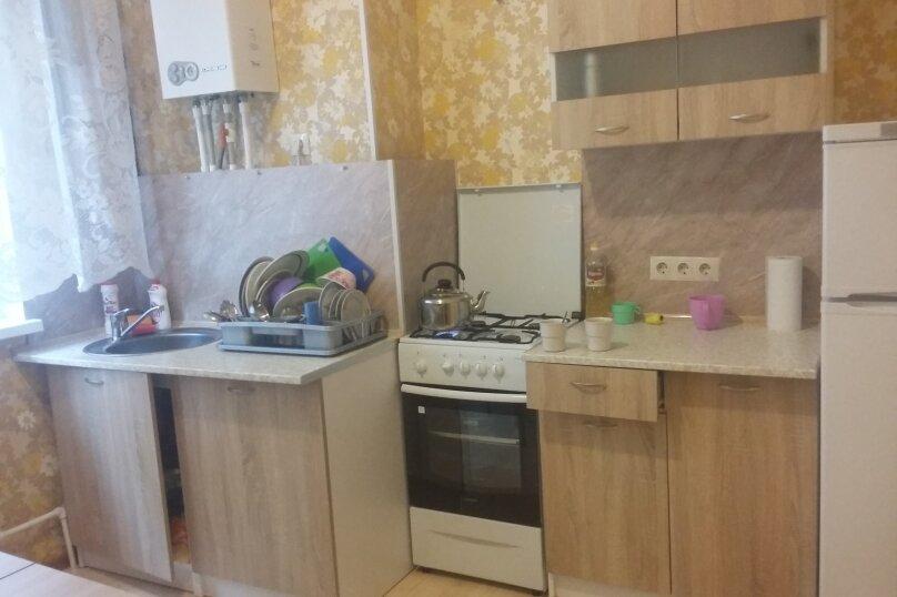 2-комн. квартира, 52 кв.м. на 10 человек, улица Адмирала Серебрякова, 22, Геленджик - Фотография 7