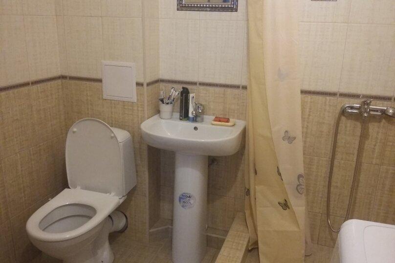 2-комн. квартира, 52 кв.м. на 10 человек, улица Адмирала Серебрякова, 22, Геленджик - Фотография 9