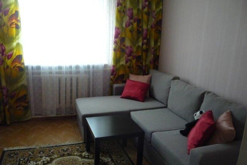 Дом, 100 кв.м. на 8 человек, 4 спальни, Октябрьская улица, 12, Витязево - Фотография 1