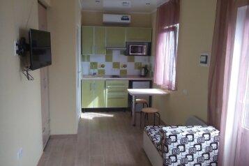 Сдам жилье в Алупке, 25 кв.м. на 3 человека, 1 спальня, улица Калинина, 32, Алупка - Фотография 3