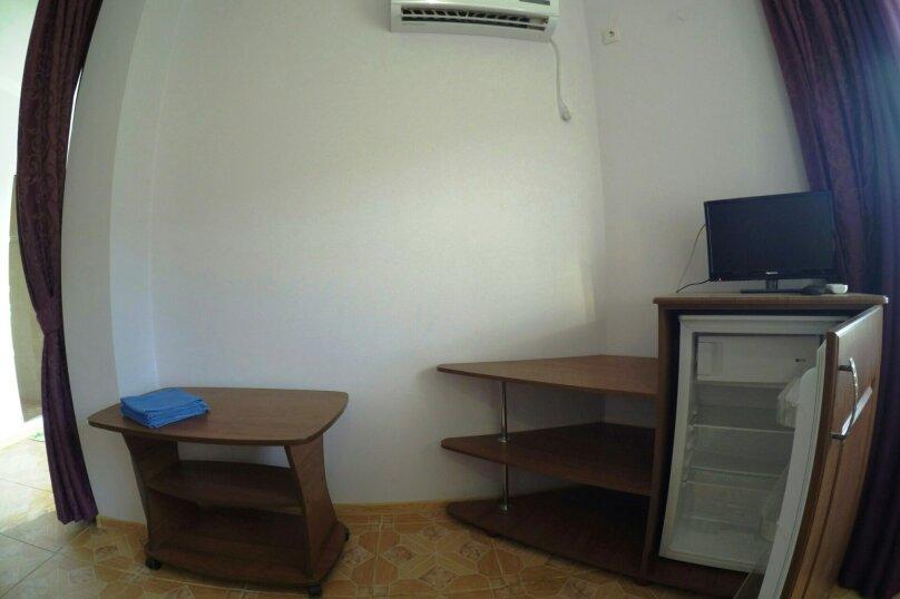 """2-х местный номер """"Комфорт"""" с двумя раздельными кроватями, улица Ореховая Роща, 3, Джубга - Фотография 3"""