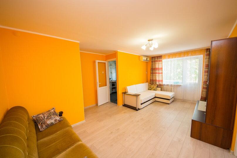2-комн. квартира, 55 кв.м. на 4 человека, улица Протапова, 104, Анапа - Фотография 2