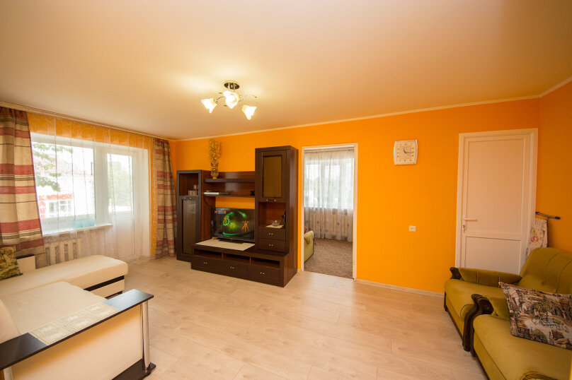 2-комн. квартира, 55 кв.м. на 4 человека, улица Протапова, 104, Анапа - Фотография 3