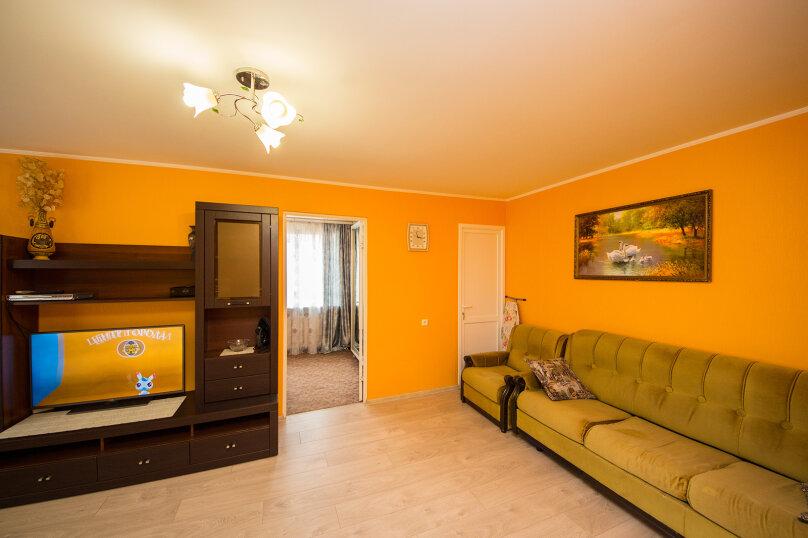 2-комн. квартира, 55 кв.м. на 4 человека, улица Протапова, 104, Анапа - Фотография 5